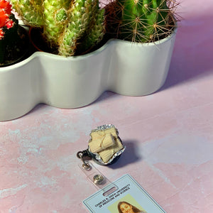 Tamales Badge Reel