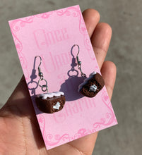Pinguino Dangling Earrings