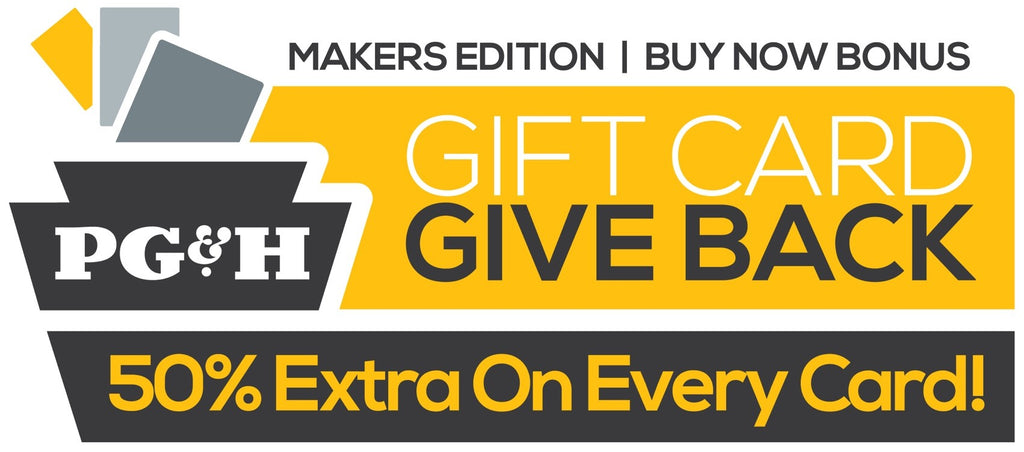 Gift Card Give Back Program Extended