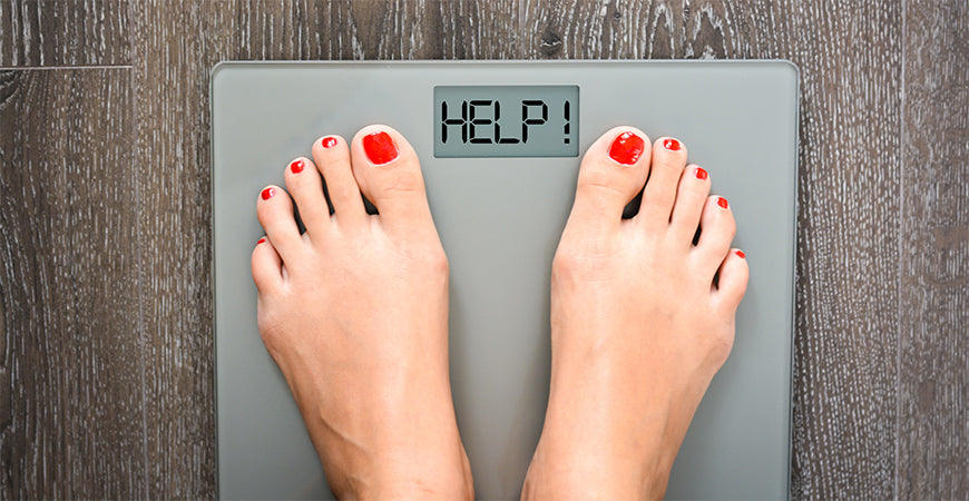 Can't Lose Weight? The Stress Factor