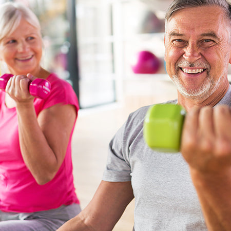 Exercise for a Long, Healthy Life