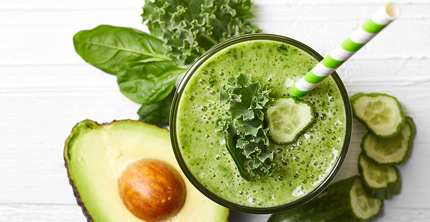Is Your Green Drink Healthy?