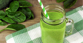 The Healing Power of Green Superfoods