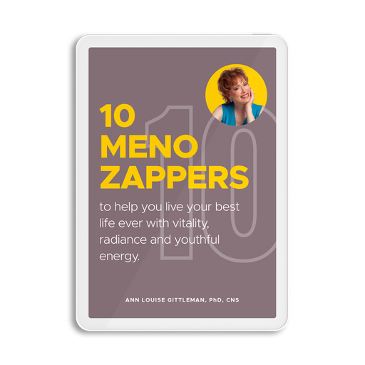10 Meno Zappers ebook By Ann Louise Gittleman