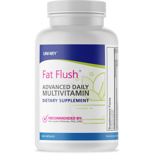 UNI KEY Fat Flush Advanced Daily Multivitamin dietary supplement