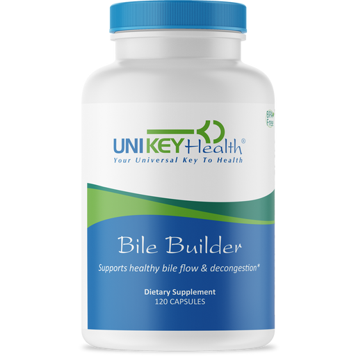 Bile Builder gallbladder support supplement UNI KEY Health