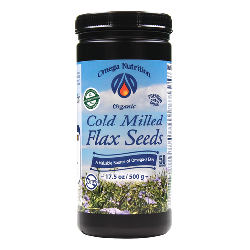 Cold Milled Flax Seeds