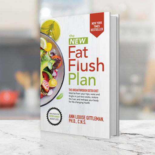 The NEW Fat Flush Plan book by Ann Louise Gittleman