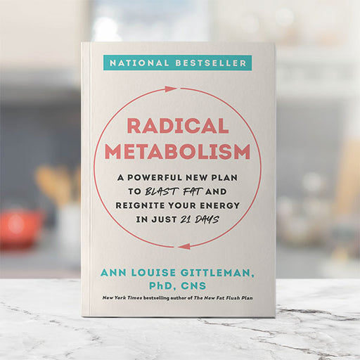 Radical Metabolism Paperback Book by Ann Louise Gittleman