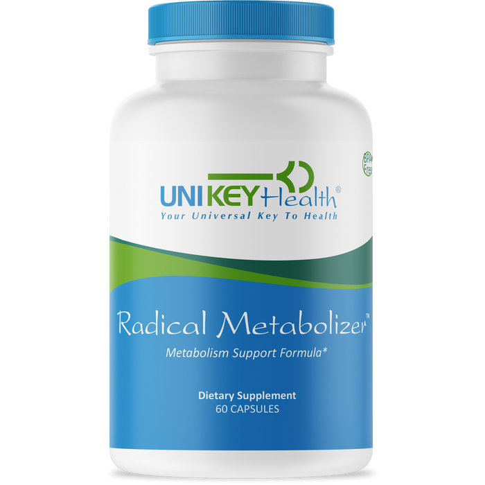 Radical Metabolizer Supplement - UNI KEY Health