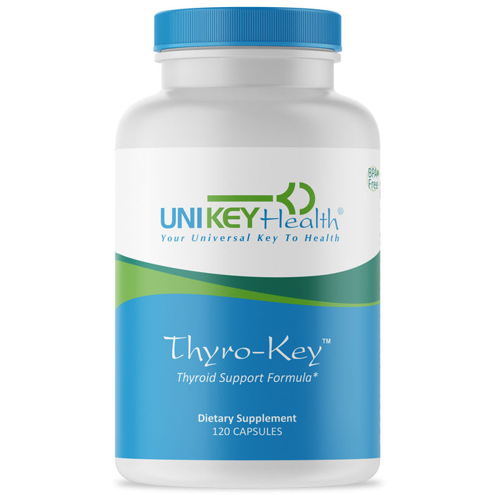 Thyro-Key - Thyroid Support Supplement from UNI KEY Health