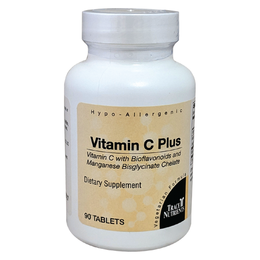 Trace Nutrients Vitamin C Plus Bottle