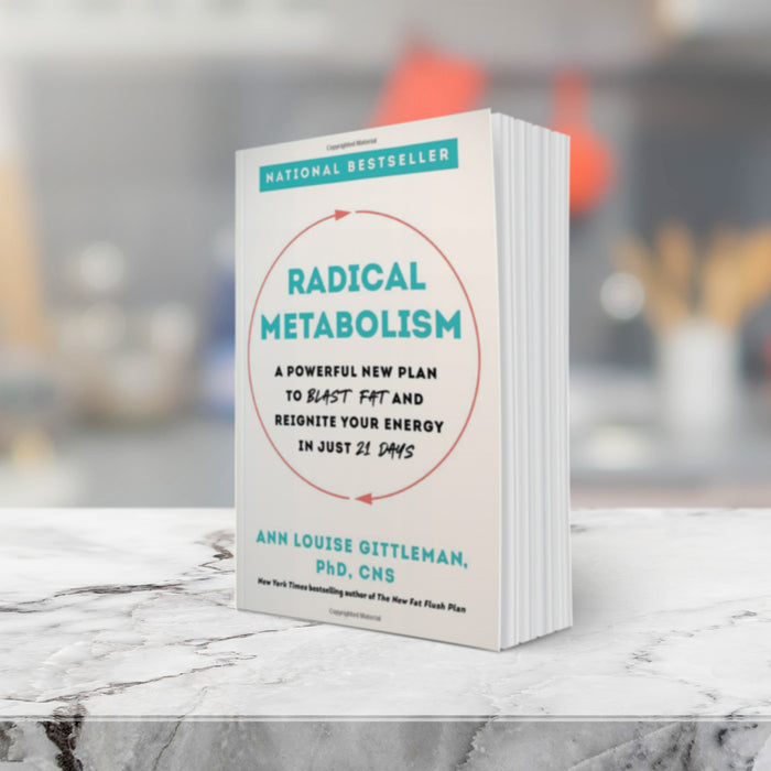 radical metabolism book in paperback