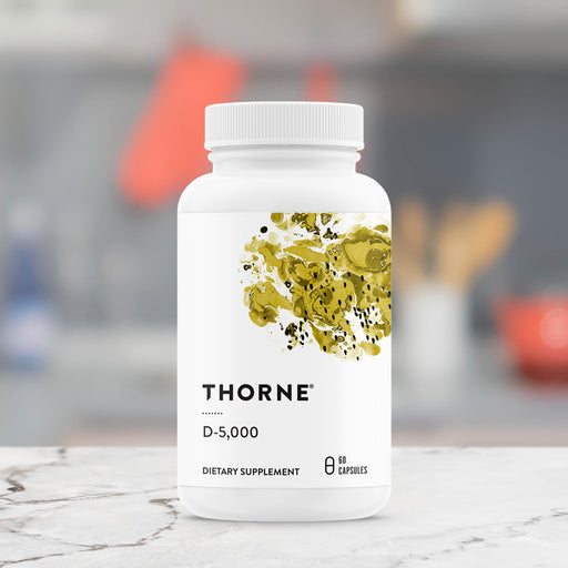 Thorne Vitamin D-5000 dietary supplement