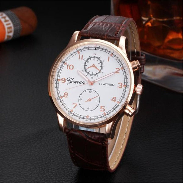 Men Autumn chronograph
