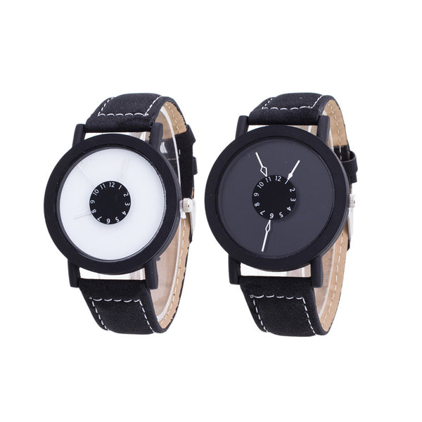 Summer women black dot