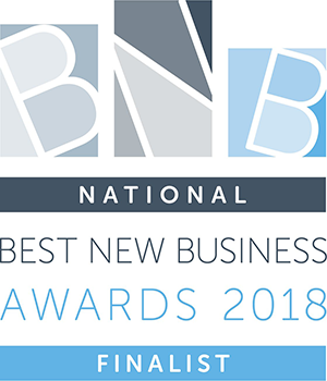 Best New Business Awards 2018 Finalist
