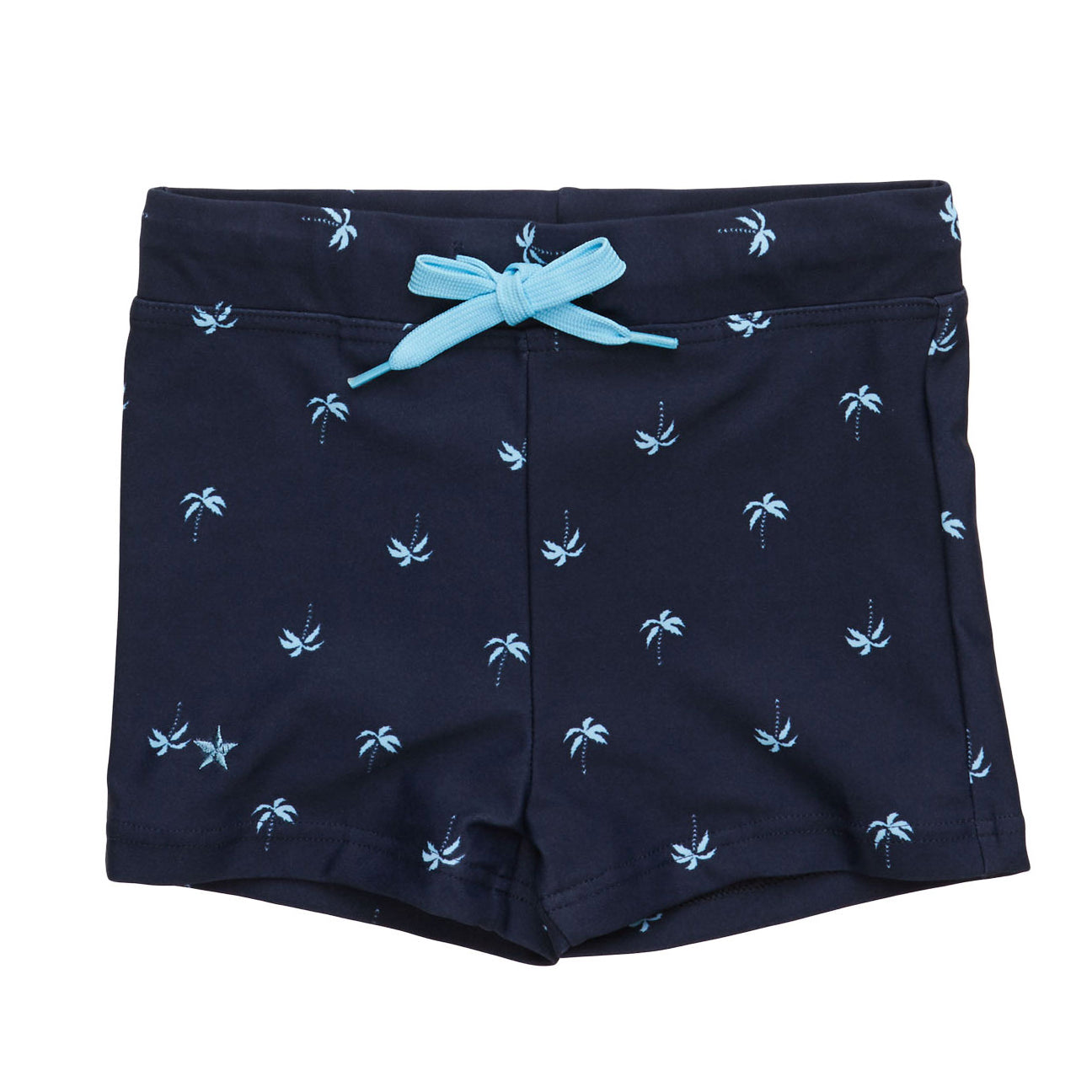 UV50 Protective Gerry Aquatic Blue Swim Trunks