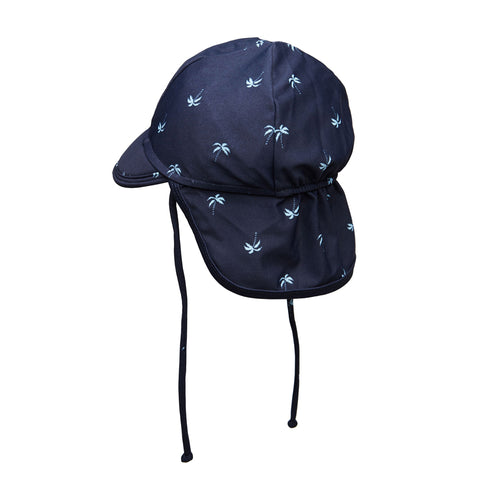UV50 Protective Gustas Aquatic Blue Swimwear Sun Hat