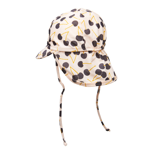 UV50 Protective Gustas Raven Cherries Swimwear Sun Hat