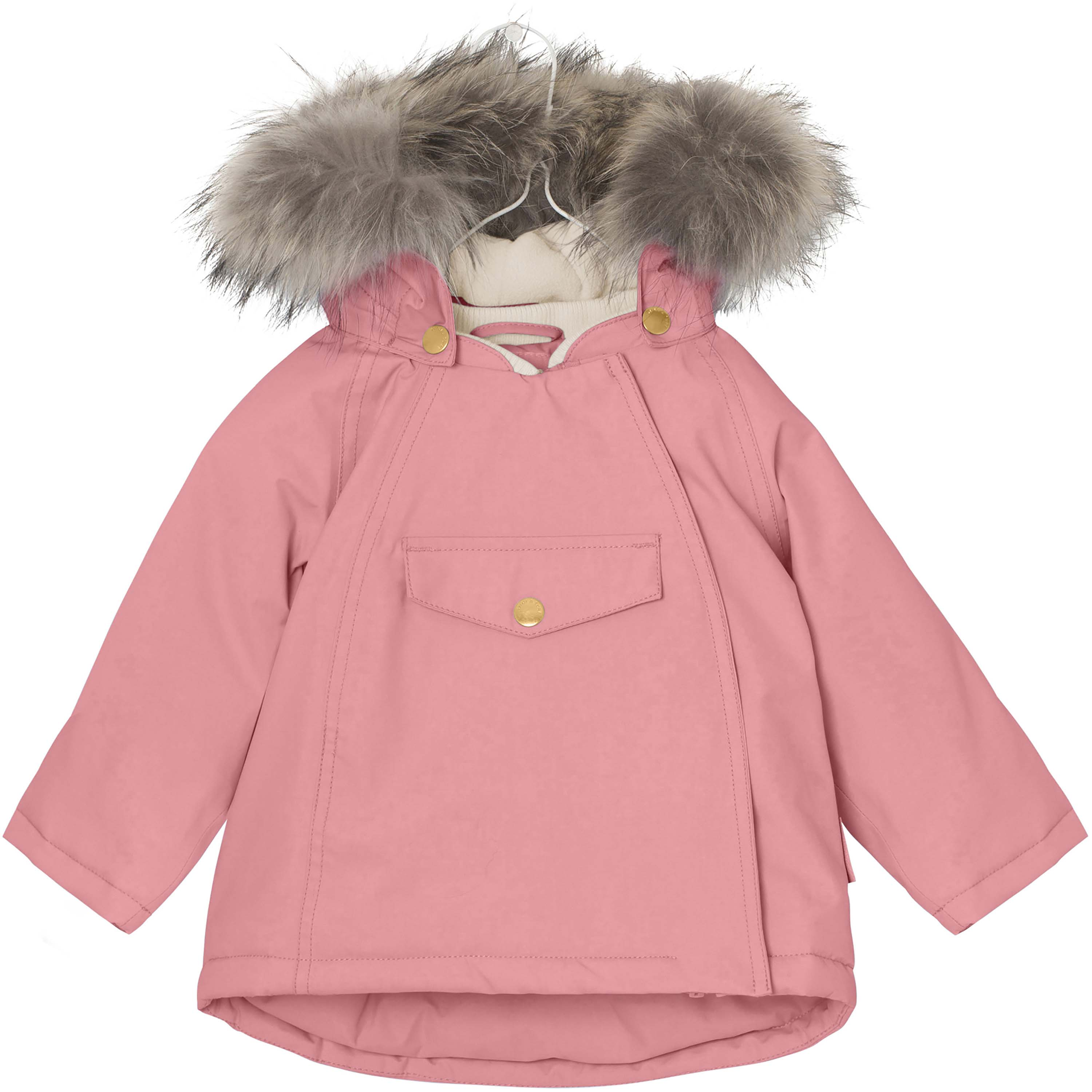 Wang Winter/Ski Jacket- Geranium Pink