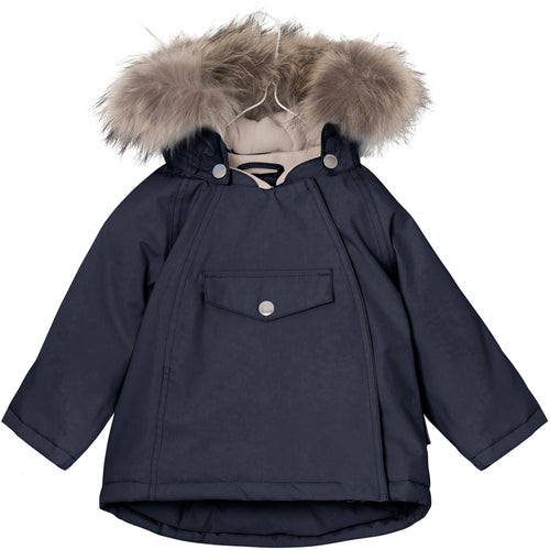 Wang Winter/Ski Jacket- Sky Captain Blue
