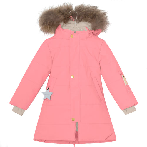 Wega Winter/Ski Jacket- Geranium Pink