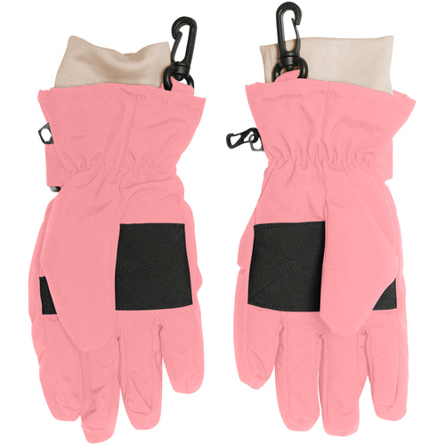 Celio Star Gloves- Geranium Pink