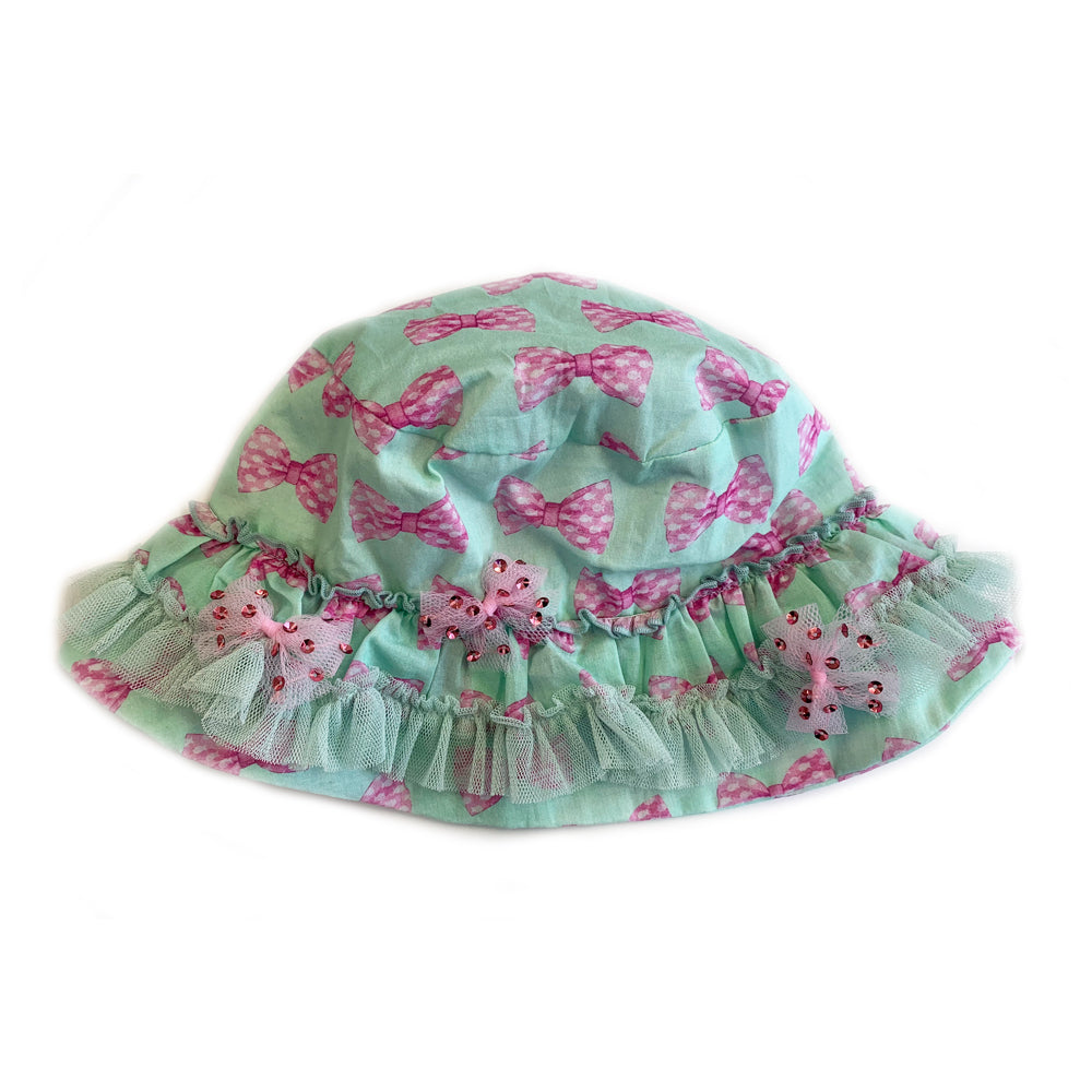Sweet Bow Sun Hat