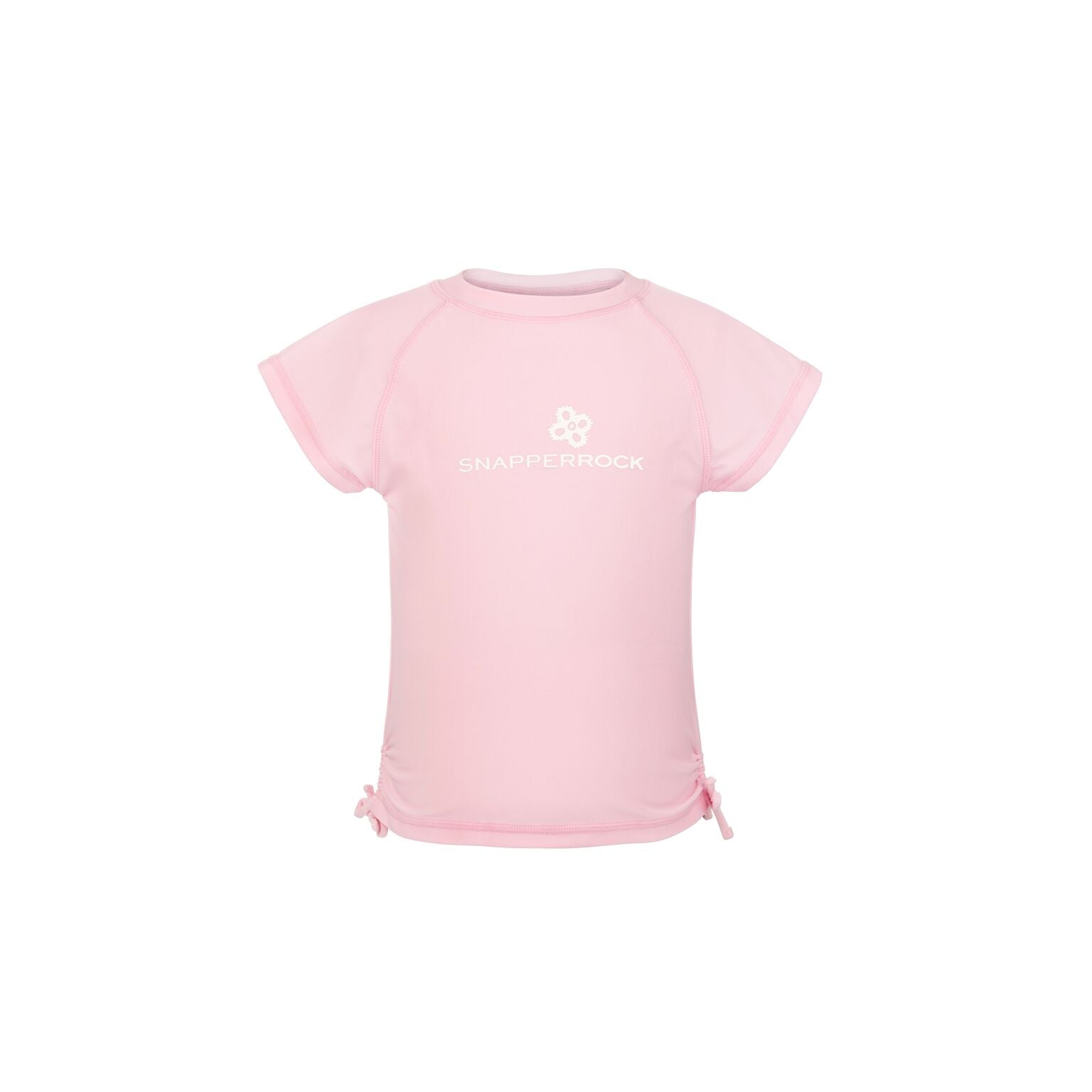 UV50+ Ballet Pink Short Sleeve Rash Top