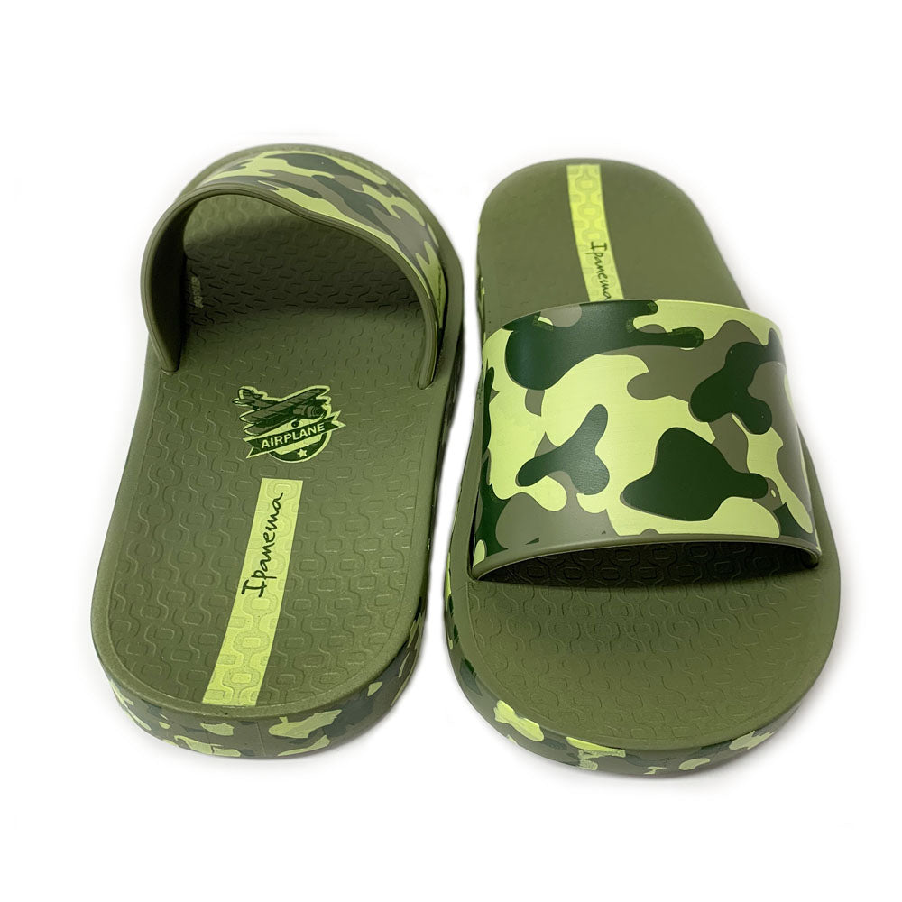 Urban Khaki Camo Beach Slide