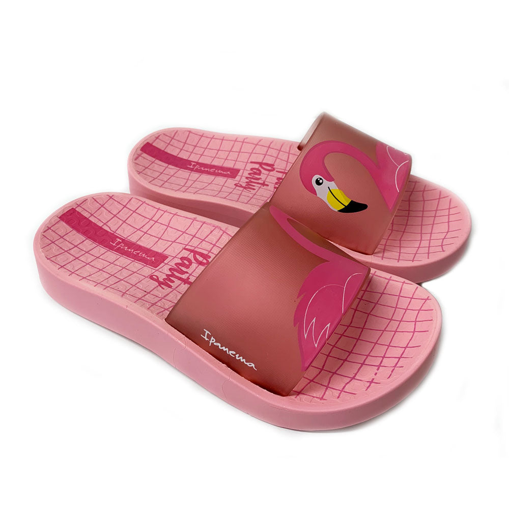 Pink Flamingo Urban Beach Slide