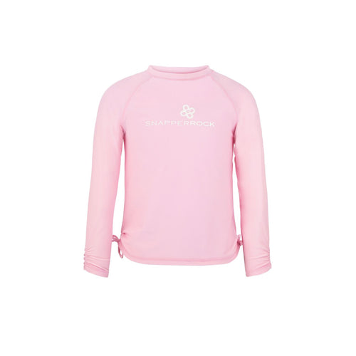 UV50+ Ballet Pink Long Sleeve Rash Top