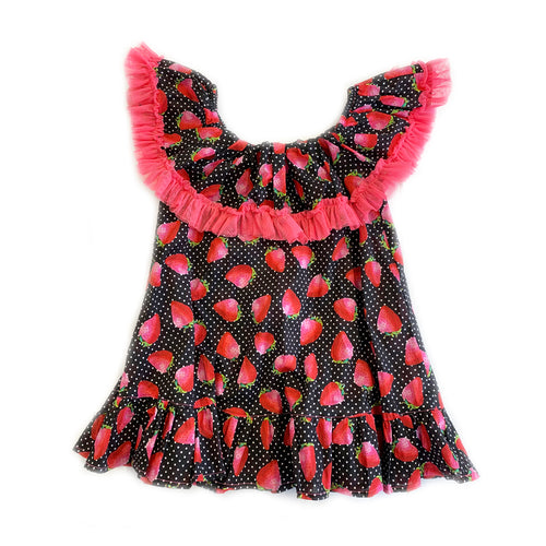 Strawberry Beach Dress