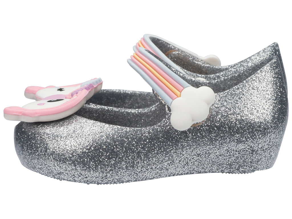 96db1f7f4e2 Mini Ultragirl Unicorn Silver Glitter – Look Like Cool