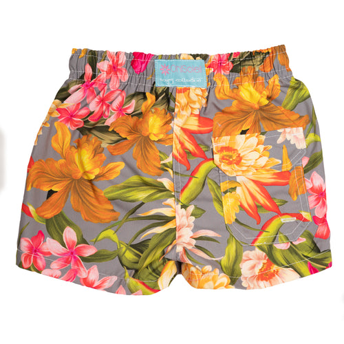 Tropical Garden Surf Shorts