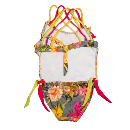 Tropical Garden Trikini