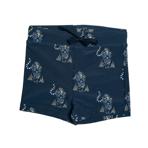 UV50 Protective Blue Nights Tiger Gerry Shorts