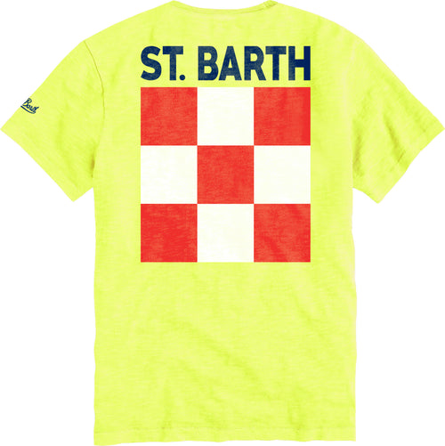 MC2 Saint Barth Check Lifeguard T-Shirt