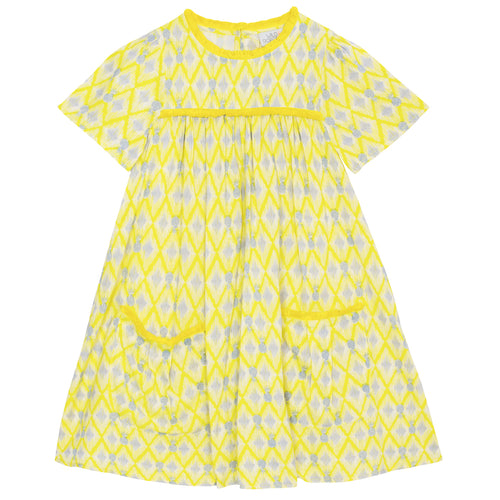 Yellow Paradise Dress
