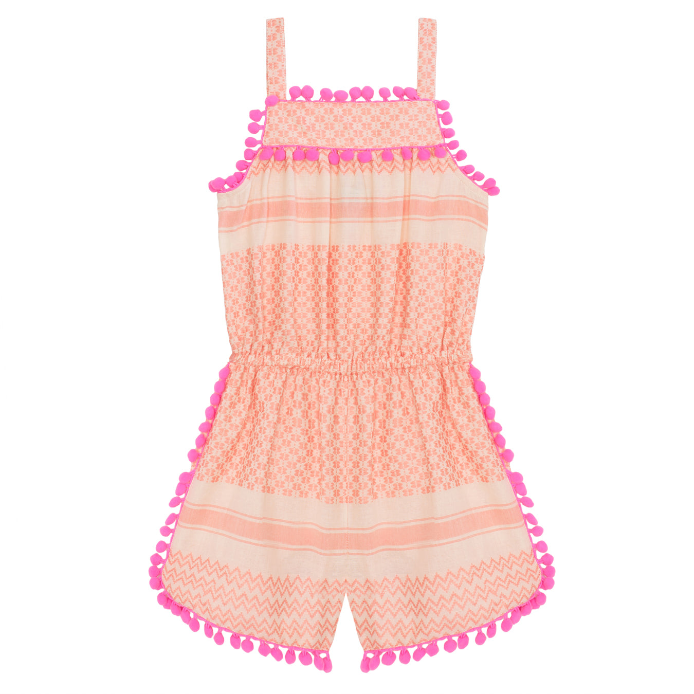 Coral Tribe Playsuit