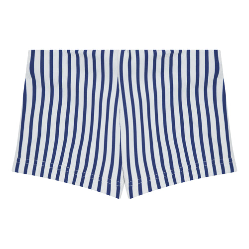 Maldivas Nautical Stripe Lycra Swim Shorts