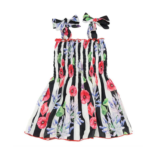 Pretty Poppy Print Dress