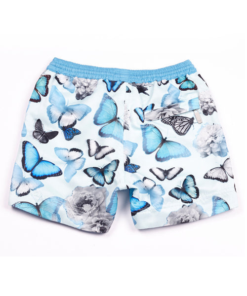 California Butterfly Swim Shorts