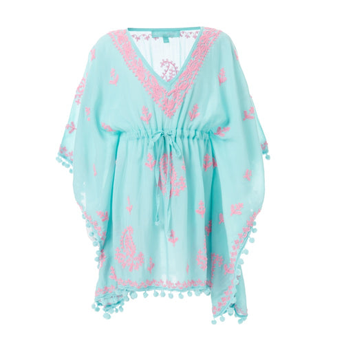 Baby Sharize Celeste Embroidered Kaftan