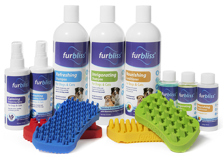 Furbliss Grooming Products