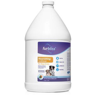 Furbliss® Nourishing Dog & Cat Conditioner Gallon Size