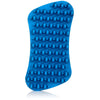 Best Dog Brush for Short Hair - Furbliss Blue Brush for Small Pets with Short Hair