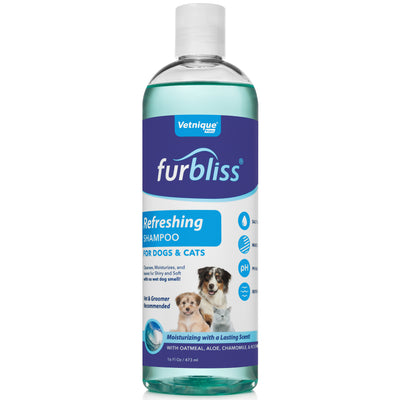 Furbliss® Refreshing Dog & Cat Grooming Shampoo