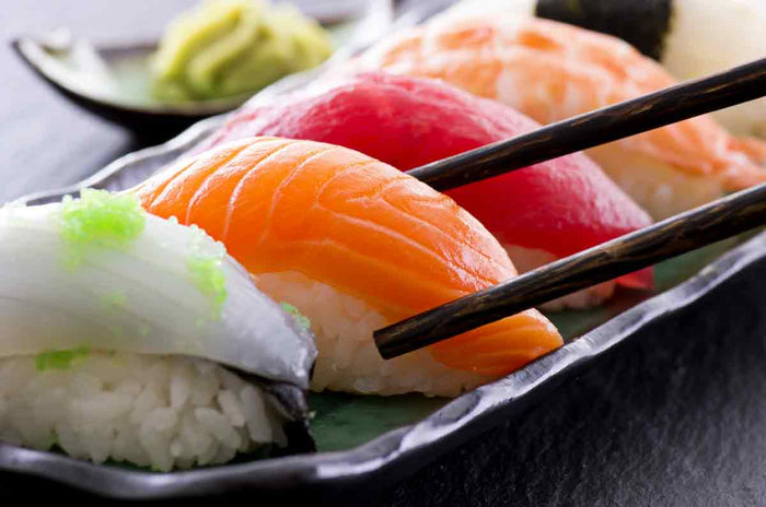 Japanese diet key to longer and healthier life